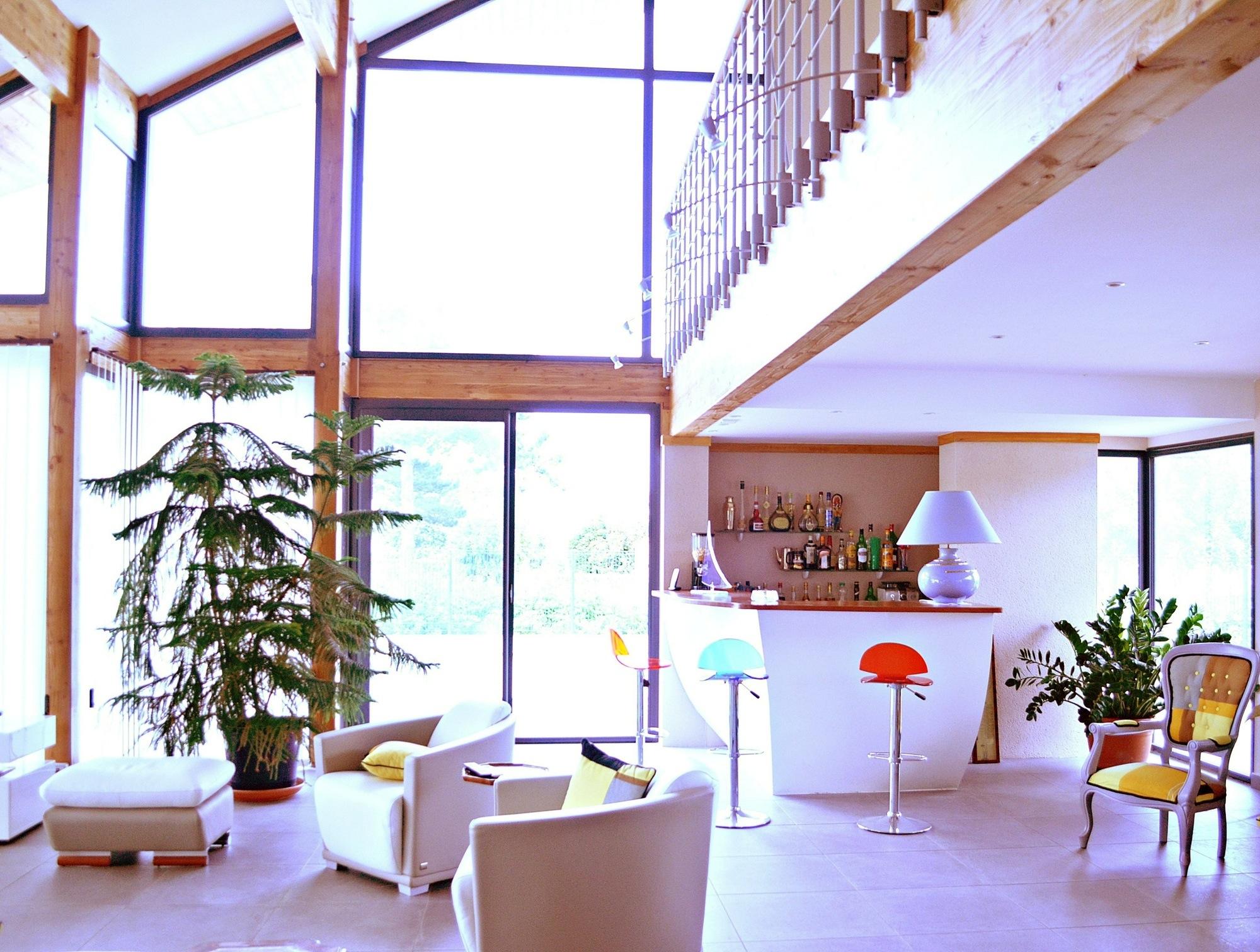 Maison bois charente perfect maison bois charente with for Architecte bressuire