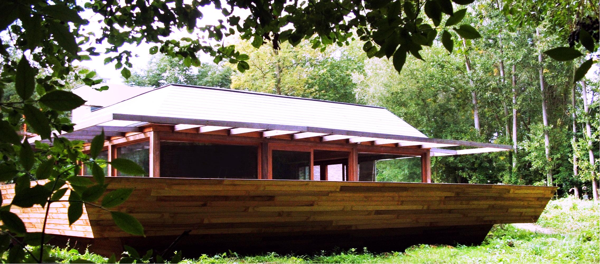 Maison bois essone obtenez des id es de - Architecture du bois ...