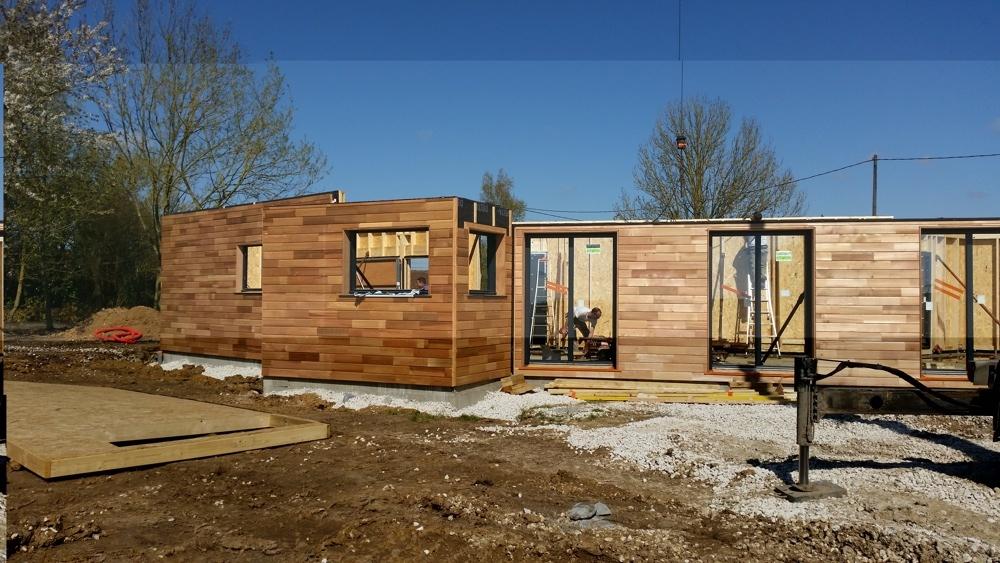 Maison Architecte Bois Seine et Marne 4