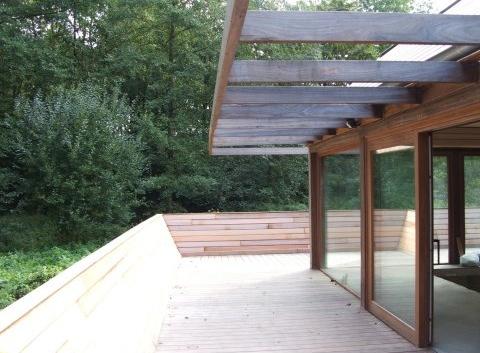 Maison Bois Essonnes
