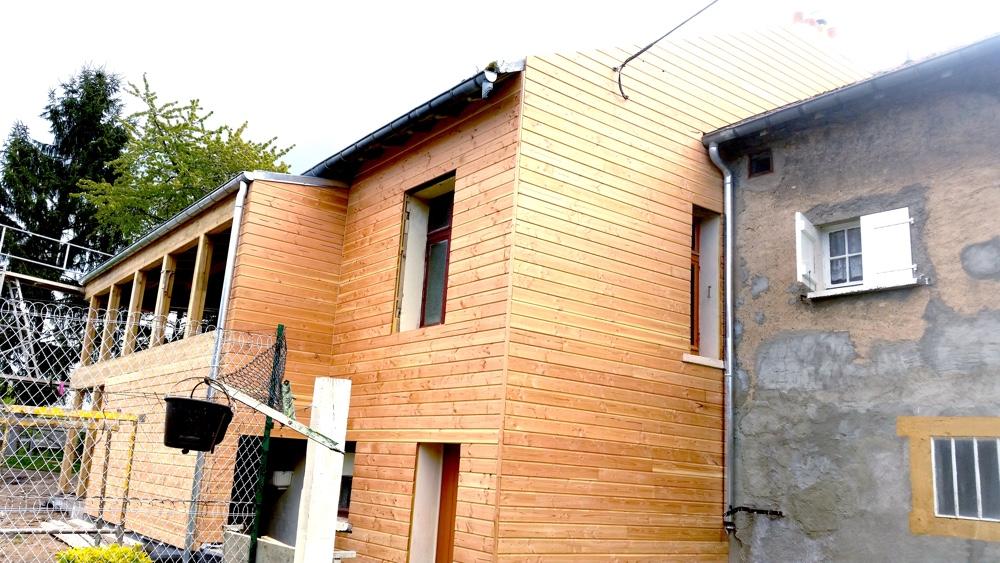 Architecte Extension Ferme 4