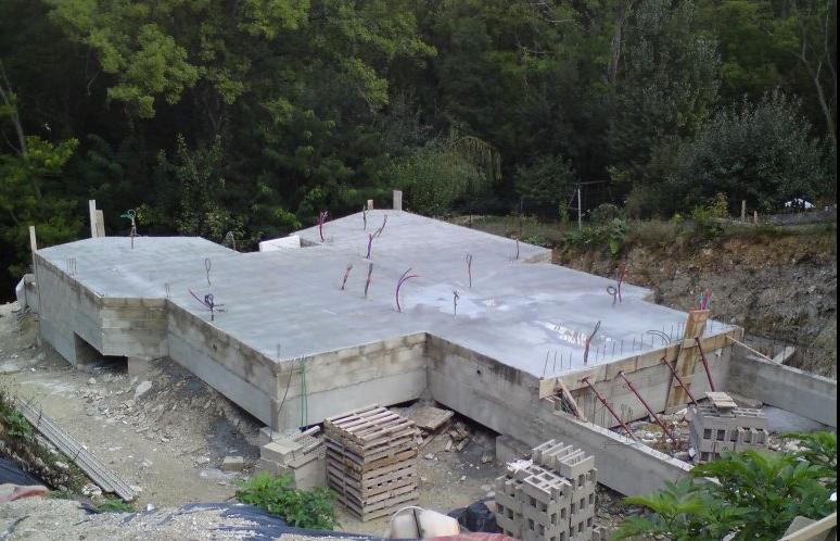Maison sur micropieux ventana blog - Probleme maison ossature bois ...